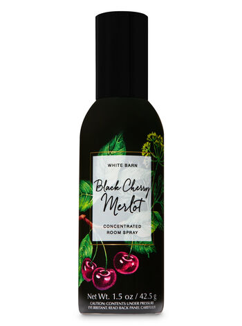 Black Cherry Merlot Concentrated Room Spray - Bath And Body Works