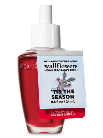Tis the Season Wallflowers Fragrance Refill - Bath And Body Works