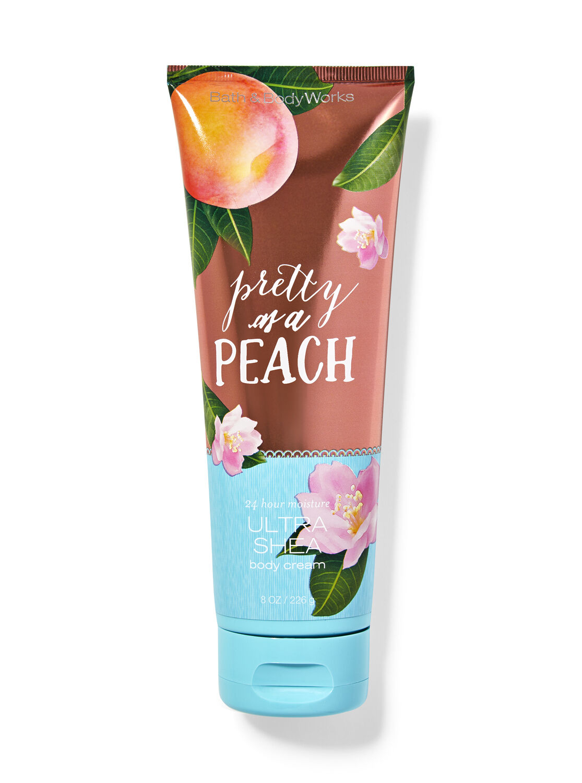 Pretty as a Peach Ultra Shea Body Cream