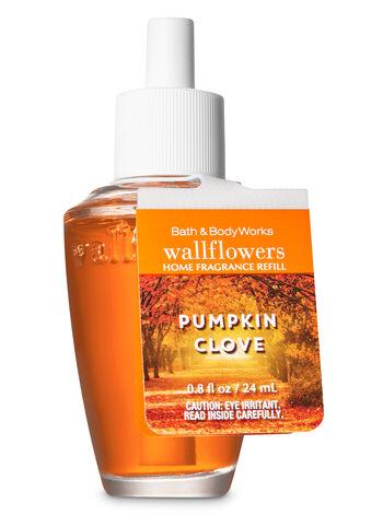 Pumpkin Clove Wallflowers Fragrance Refill - Bath And Body Works