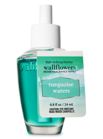 Turquoise Waters Wallflowers Fragrance Refill - Bath And Body Works