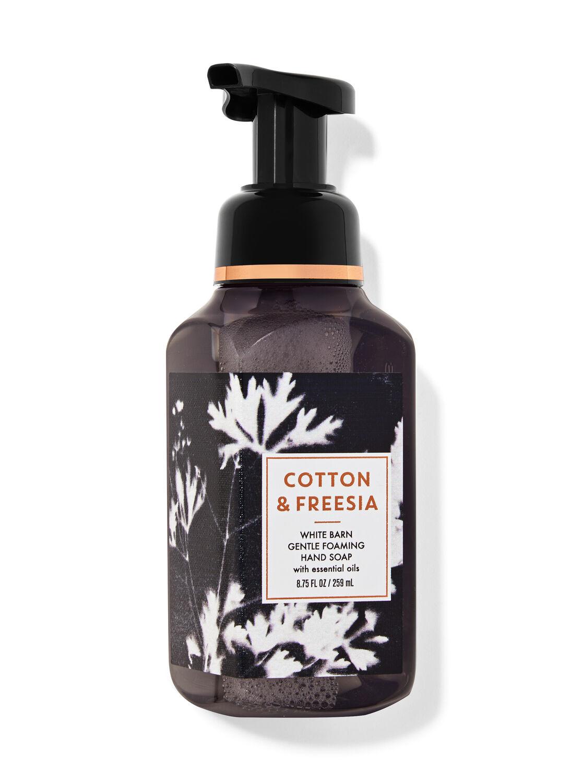 Cotton & Freesia Gentle Foaming Hand Soap