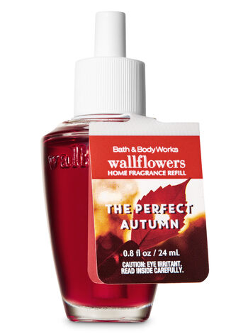 The Perfect Autumn Wallflowers Fragrance Refill - Bath And Body Works