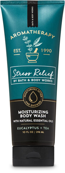 Eucalyptus Tea Moisturizing Body Wash