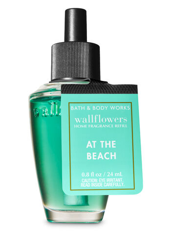 Signature Collection At the Beach Wallflowers Fragrance Refill - Bath And Body Works