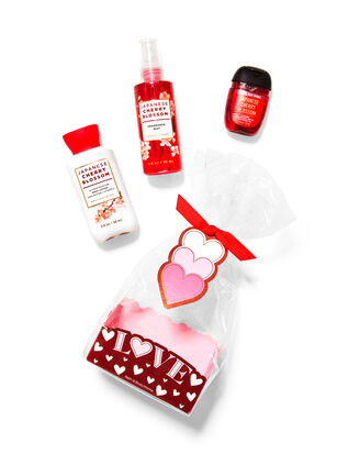 Japanese Cherry Blossom Mini Gift Set