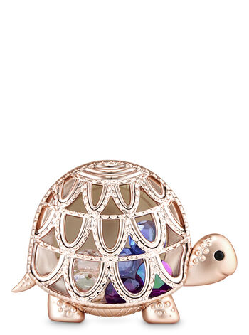 Gemstone Turtle Visor Clip Car Fragrance Holder
