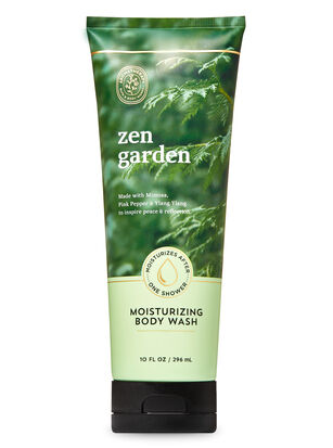 Zen Garden Moisturizing Body Wash