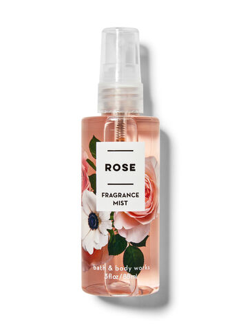 Rose Travel Size Fine Fragrance Mist