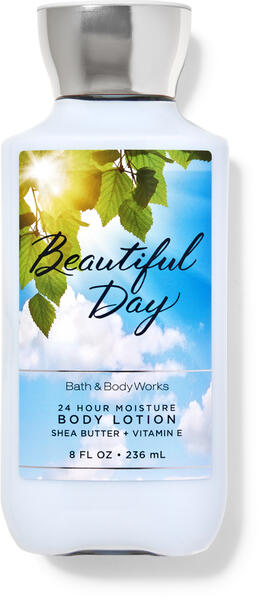 Beautiful Day Super Smooth Body Lotion