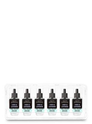 Linen & Lavender Wallflowers Fragrance Refill, 6-Pack