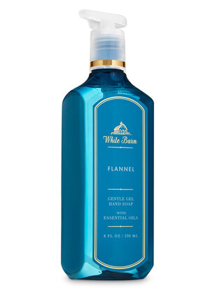 Flannel Gentle Gel Hand Soap