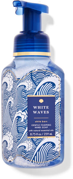 White Waves Gentle Foaming Hand Soap