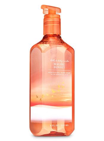 Malibu Sunset Gentle Gel Hand Soap - Bath And Body Works