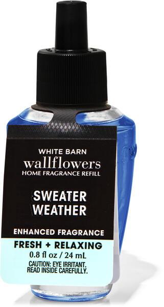 Sweater Weather Enhanced Wallflowers Fragrance Refill