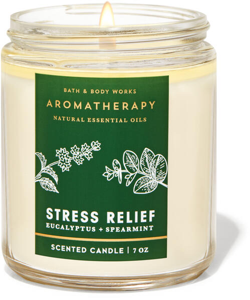 Eucalyptus Spearmint Single Wick Candle