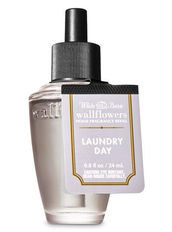 White Barn Laundry Day Wallflowers Fragrance Refill - Bath And Body Works