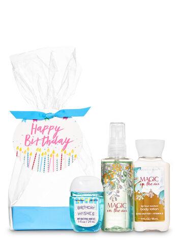 Magic in the Air Birthday Mini Gift Set - Bath And Body Works