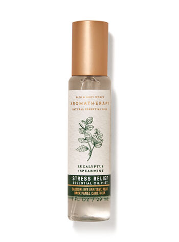 Eucalyptus Spearmint Travel Size Essential Oil Mist