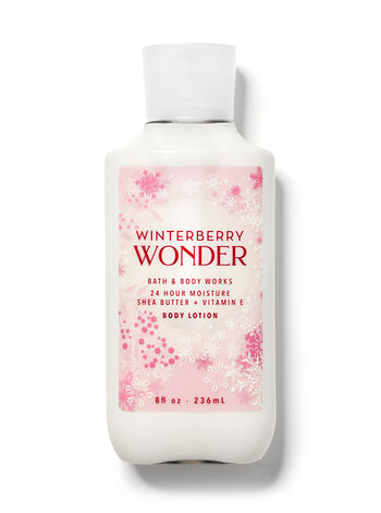Winterberry Wonder Super Smooth Body Lotion