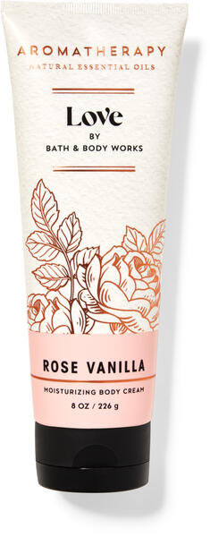 Rose Vanilla Body Cream