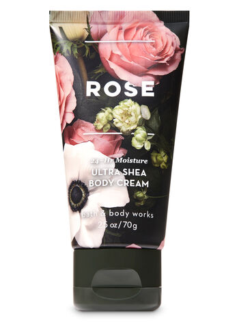 Rose Travel Size Body Cream - Bath And Body Works