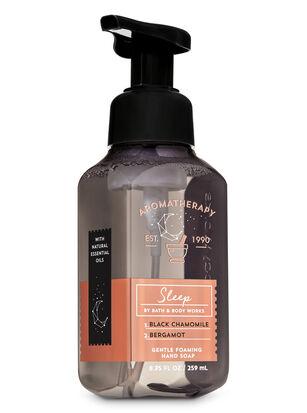 Black Chamomile Bergamot Gentle Foaming Hand Soap