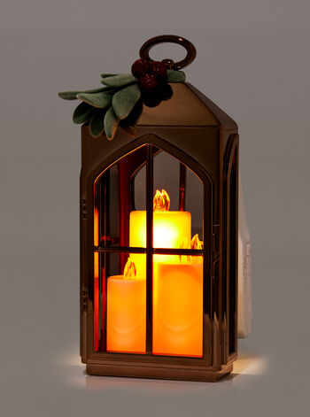 Holiday Lantern Nightlight Wallflowers Fragrance Plug