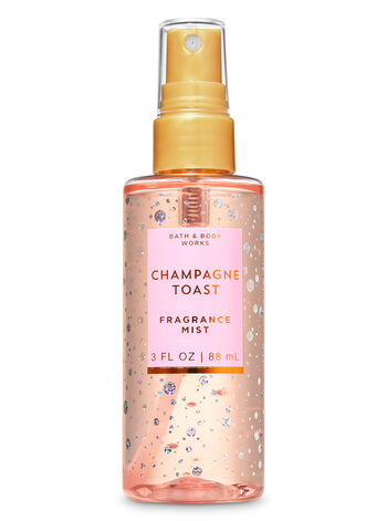 Champagne Toast Travel Size Fine Fragrance Mist - Bath And Body Works
