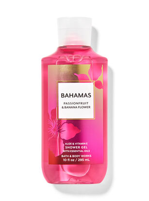 Bahamas Passionfruit & Banana Flower Shower Gel