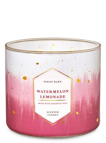 White Barn Watermelon Lemonade 3-Wick Candle - Bath And Body Works