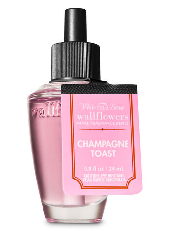 White Barn Champagne Toast Wallflowers Fragrance Refill - Bath And Body Works
