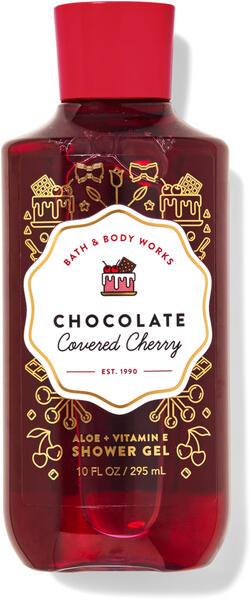Chocolate Covered Cherry Shower Gel