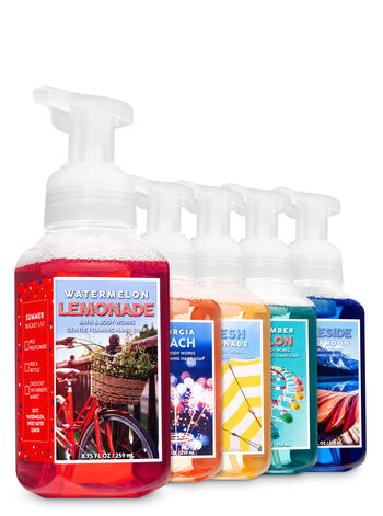 Backyard Bliss Gentle Foaming Hand Soap, 5-Pack - Bath And Body Works