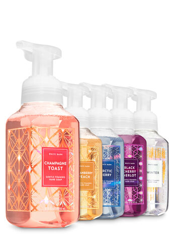 All That Glitters Gentle Foaming Hand Soap, 5-Pack - Bath And Body Works