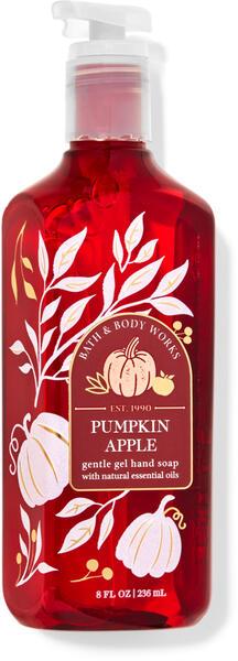 Pumpkin Apple Gentle Gel Hand Soap