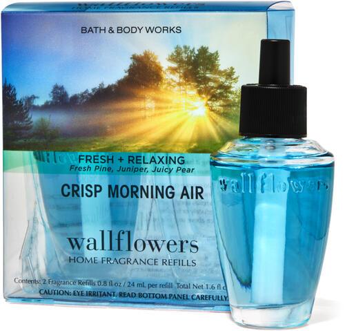 Crisp Morning Air Wallflowers Refills 2-Pack