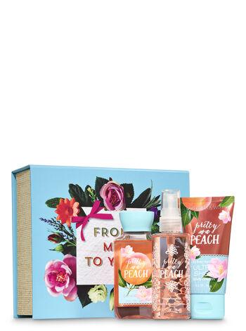 Pretty as a Peach Mini Box Gift Set
