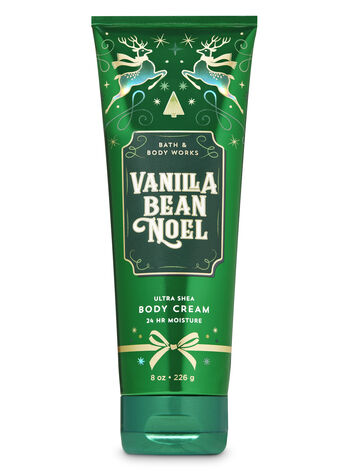 Vanilla Bean Noel Ultra Shea Body Cream - Bath And Body Works