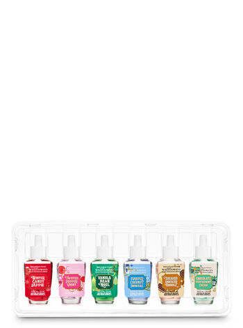 Holiday Traditions Wallflowers Refills, 6-Pack