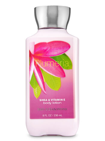Signature Collection Plumeria Body Lotion - Bath And Body Works