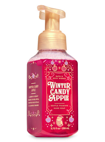 Winter Candy Apple Gentle Foaming Hand Soap - Bath And Body Works
