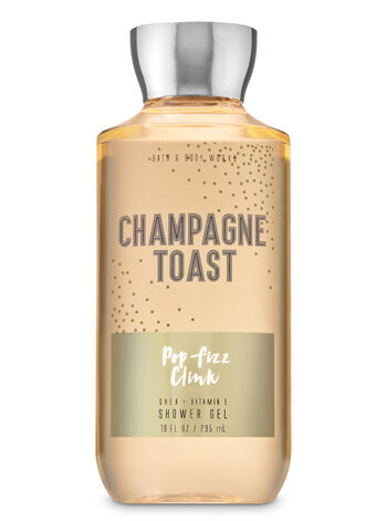 Signature Collection Champagne Toast Shower Gel - Bath And Body Works