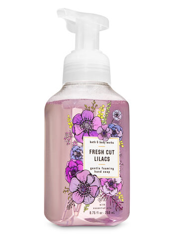 Fresh Cut Lilacs Gentle Foaming Hand Soap - Bath And Body Works