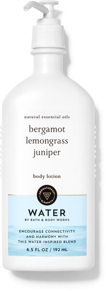 Water Body Lotion