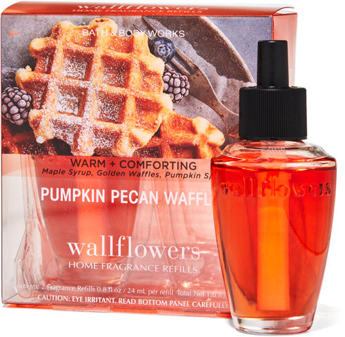 Pumpkin Pecan Waffles Wallflowers Refills 2-Pack