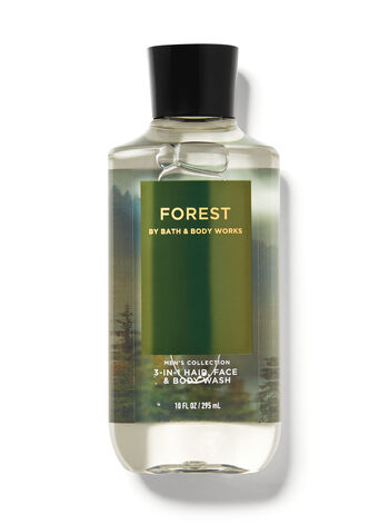 Forest 3-in-1 Hair, Face & Body Wash