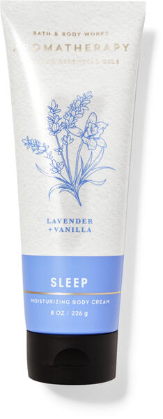 Lavender Vanilla Body Cream