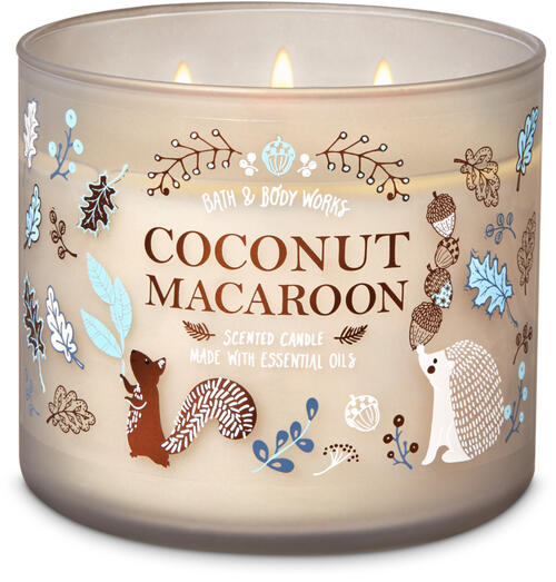 3-Wick Candles   Scented Candles   Bath & Body Works
