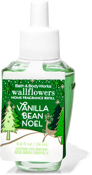 Vanilla Bean Noel Wallflowers Fragrance Refill